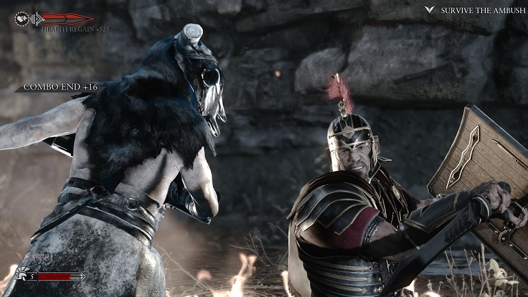 Ryse: Son of Rome [Video Game]