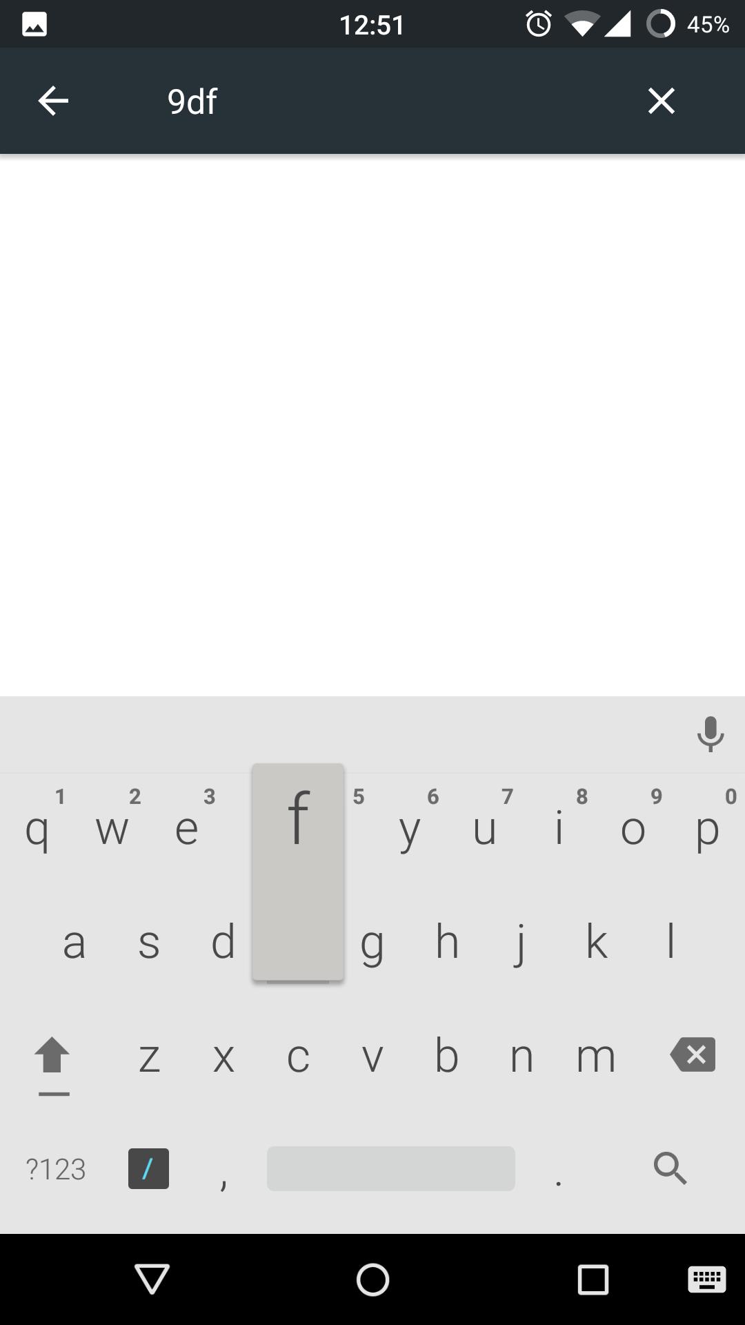 Slash Keyboard [APP]