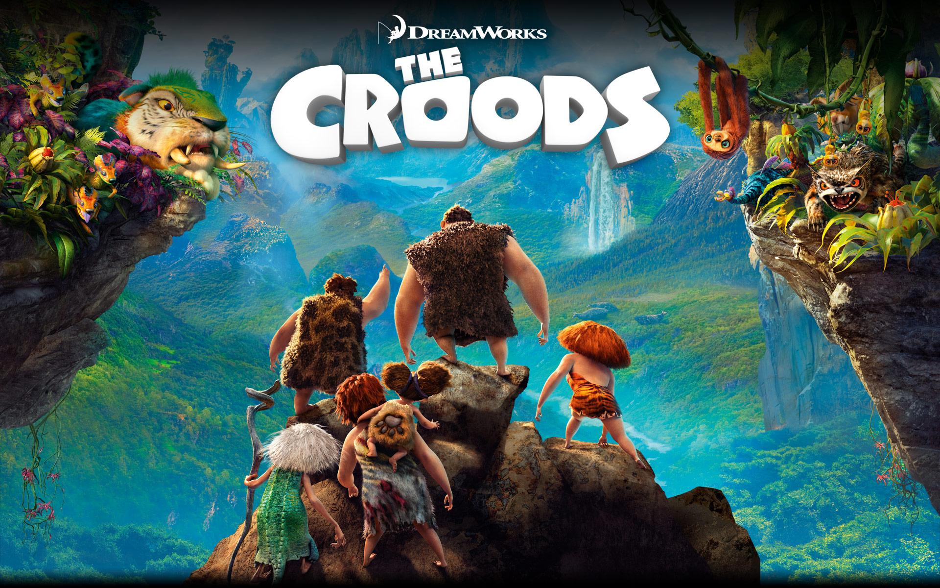 The Croods (2013) [Movie]