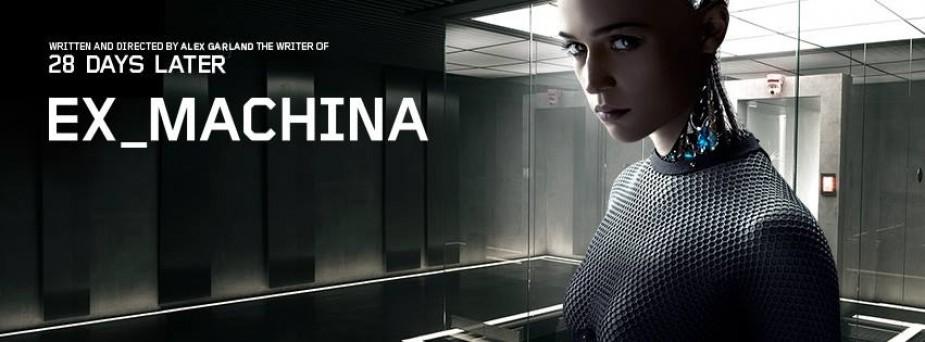 Ex Machina (2015) [Movie]