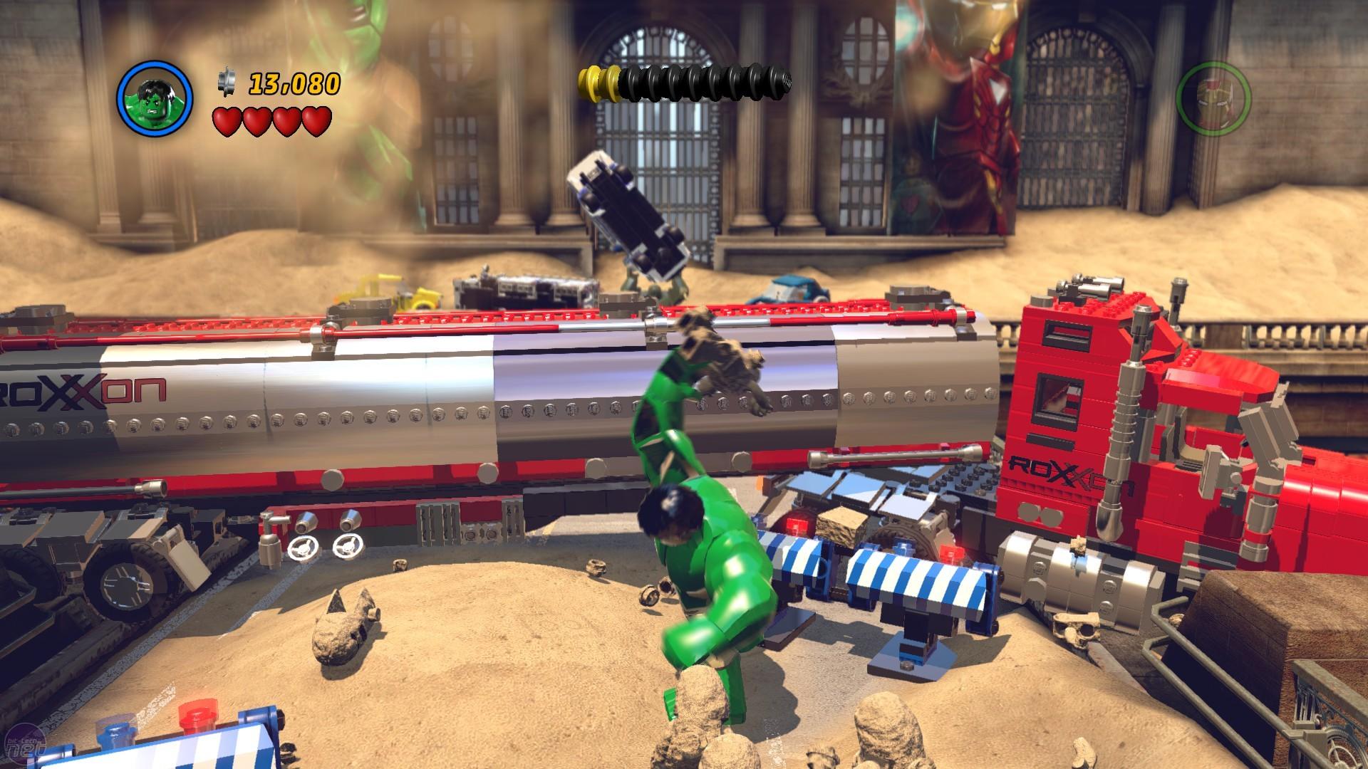 Lego Marvel's Avengers [Video Game]
