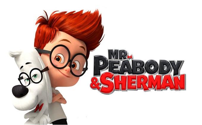 Mr. Peabody & Sherman (2014) [Movie]
