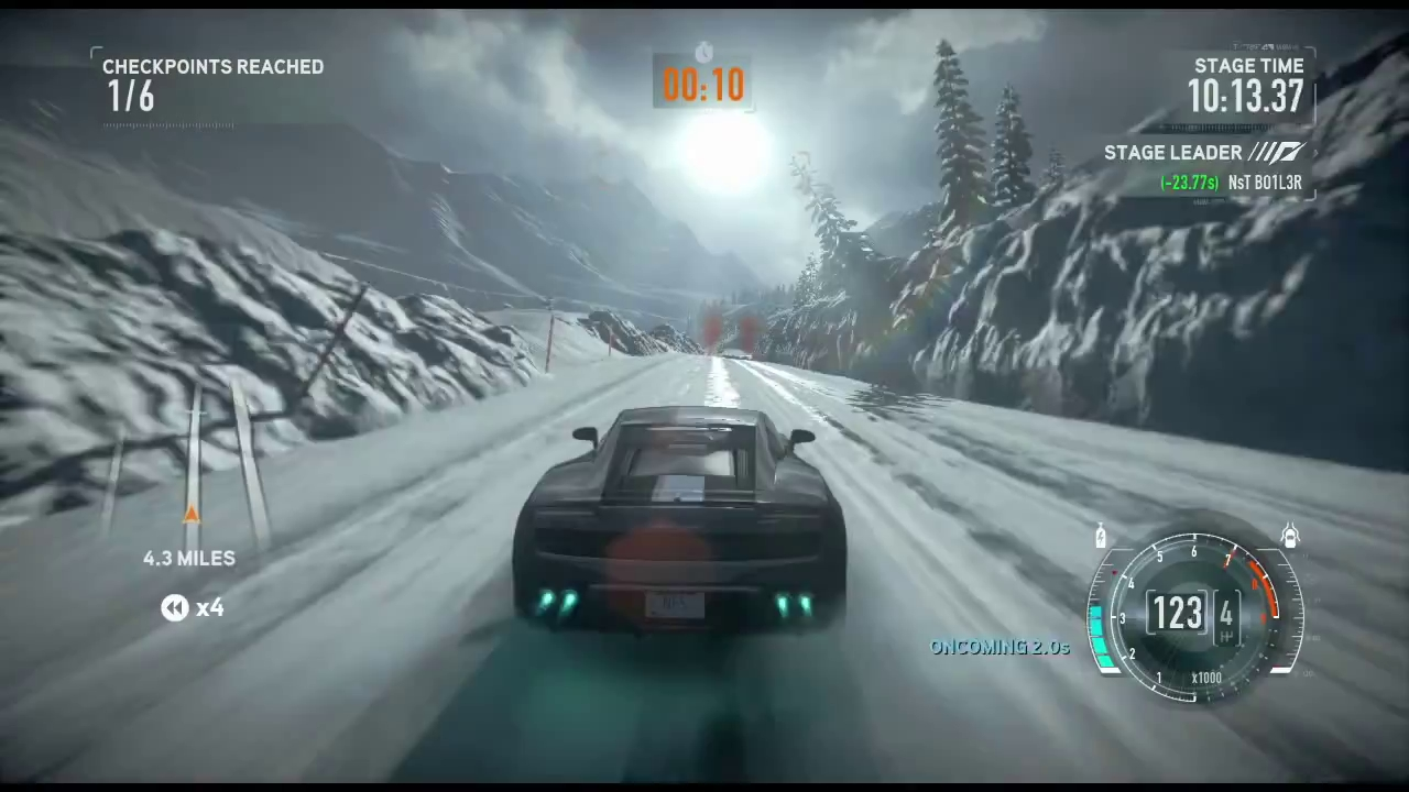 Need for Speed: The Run [Video Game]