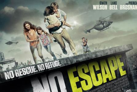 No Escape (2015) [Movie]