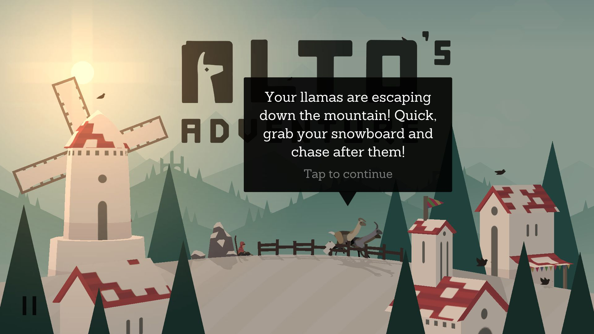Alto's Adventure [APP]