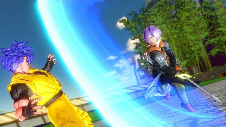 Dragon Ball Xenoverse Kernel Ketchup 6