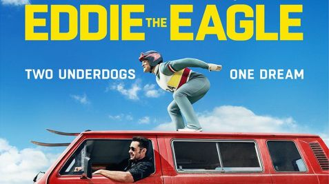 Eddie The Eagle Poster HD Kernel Ketchup