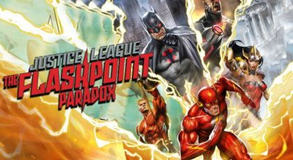 Justice League The Flashpoint Paradox Poster HD Kernel Ketchup
