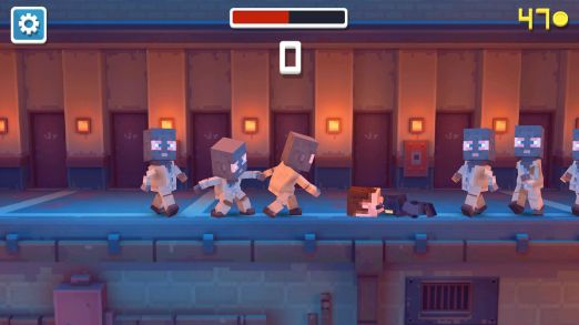 Rush Fight Screenshot Gameplay HD Kernel Ketchup 3