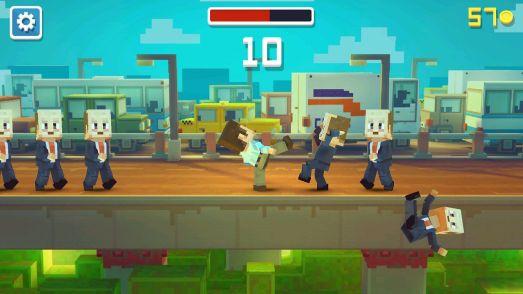 Rush Fight Screenshot Gameplay HD Kernel Ketchup 4