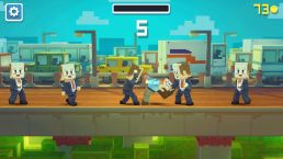 Rush Fight Screenshot Gameplay HD Kernel Ketchup 5