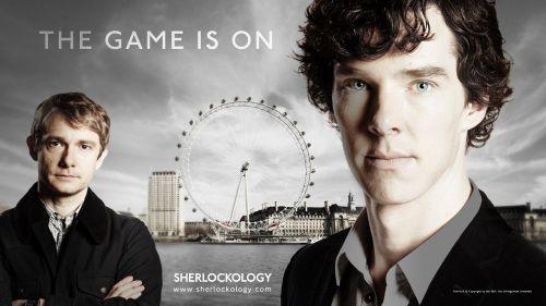 Sherlock Poster HD Kernel Ketchup