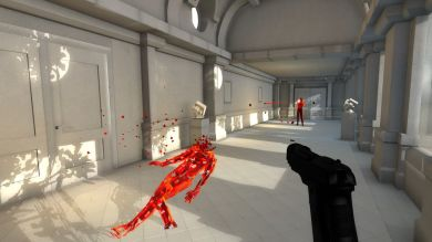 Superhot Kernel Ketchup Gameplay HD 1