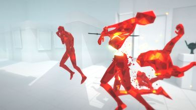 Superhot Kernel Ketchup Gameplay HD 4