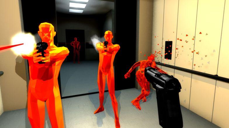 Superhot Kernel Ketchup Gameplay HD