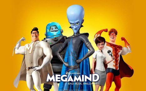 Megamind Poster HD Kernel Ketchup