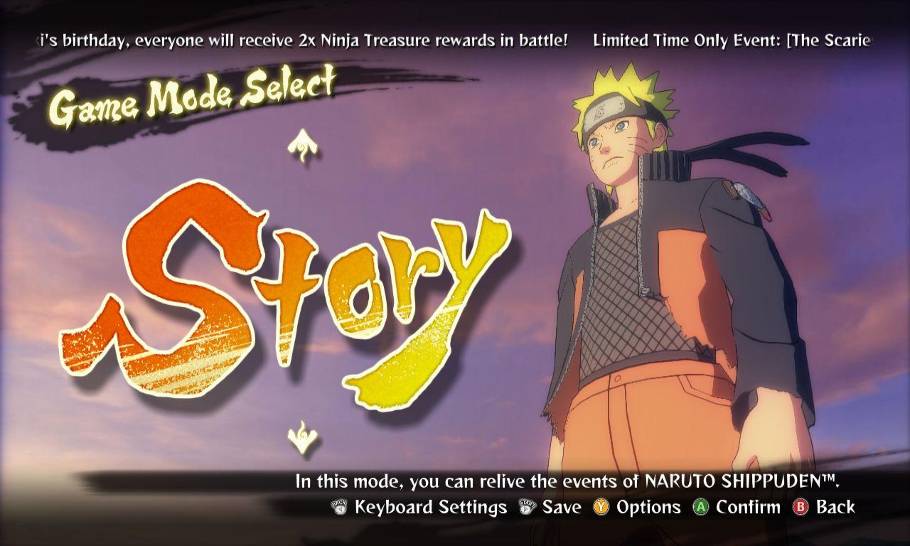 Naruto shippuden ultimate ninja storm 4 video game kernel ketchup calling reheart Choice Image