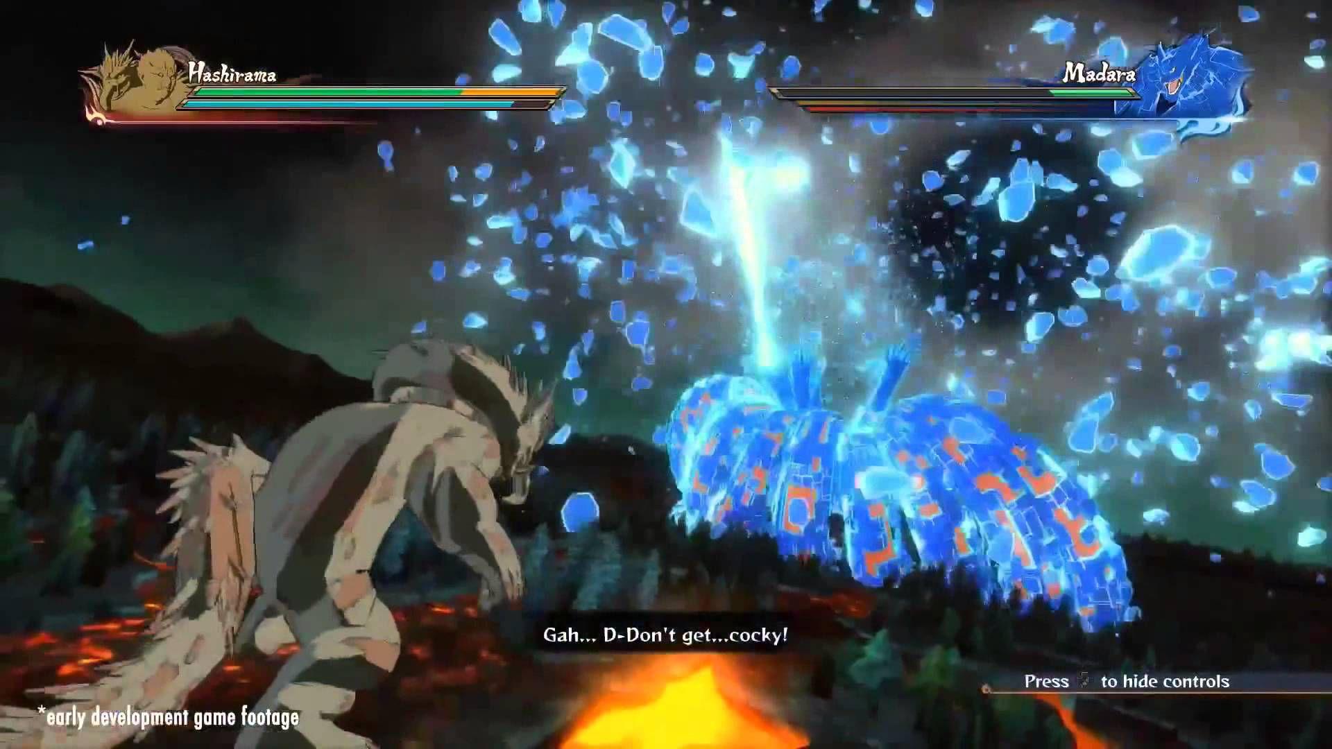 Naruto Shippuden: Ultimate Ninja Storm 4 [Video Game] | Kernel Ketchup