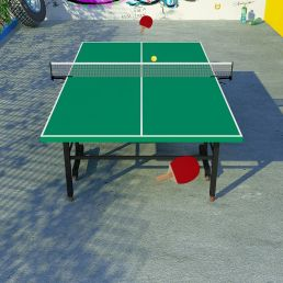 Virtual Table Tennis Screenshot HD Kernel Kethup
