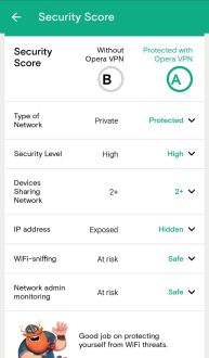 Opera VPN Screenshot HD Kernel Ketchup 2
