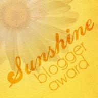 Sunshine Award Kernel Ketchup