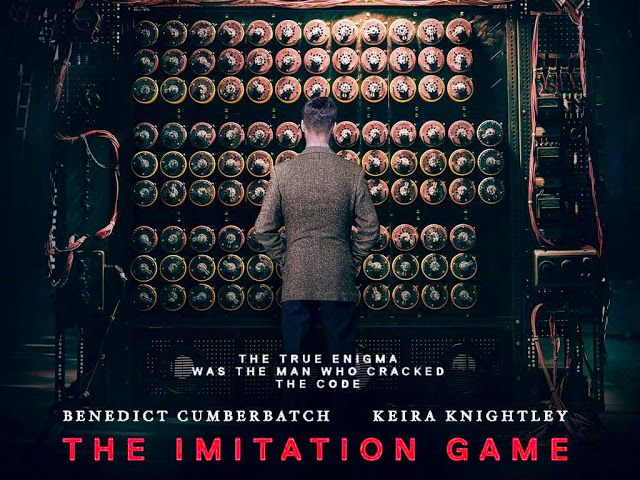 The Imitation Game (2014) Poster HD Kernel Ketchup