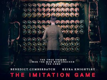 The Imitation Game (2014) Poster HD Kernel Ketchup