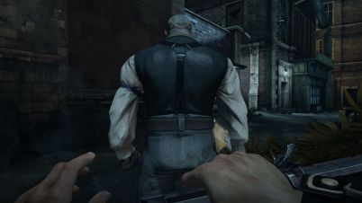 Dishonored Gamplay Screenshot HD 1