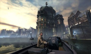 Dishonored Gamplay Screenshot HD 2