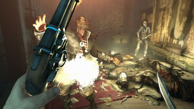 Dishonored Gamplay Screenshot HD 4