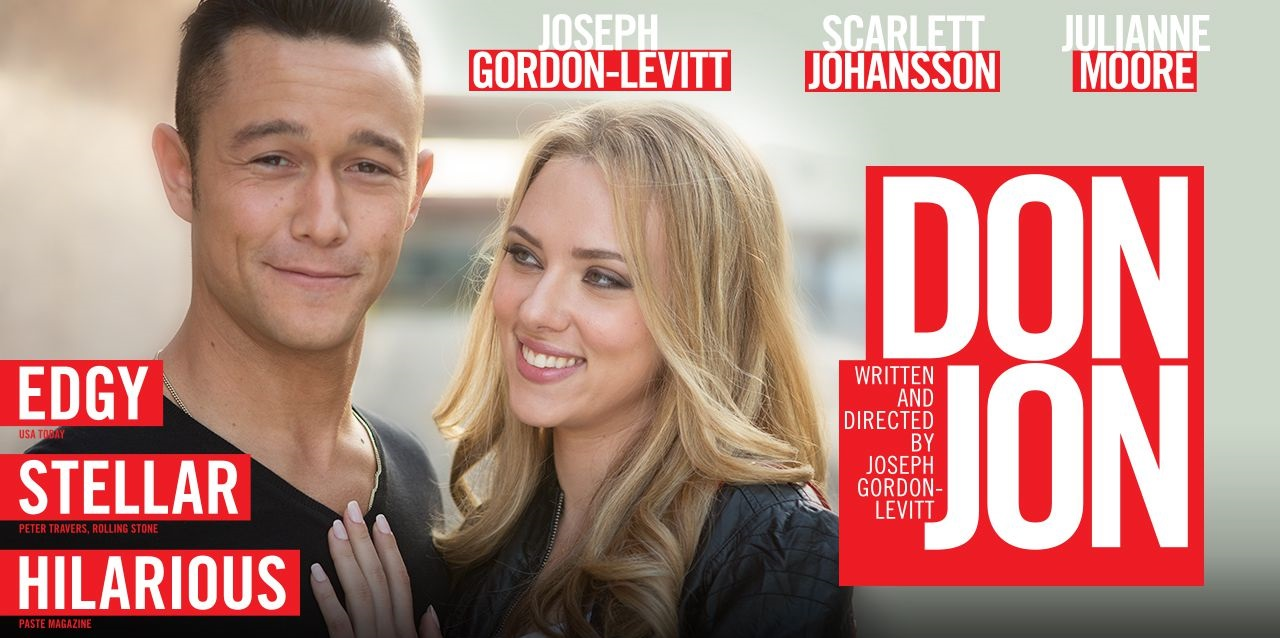 Don Jon (2013)[Movie] | Kernel Ketchup